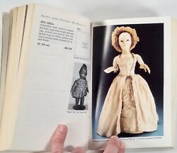 1989 Dolls Official Price Guide To Antique And Modern Dolls Collecting Illustrated