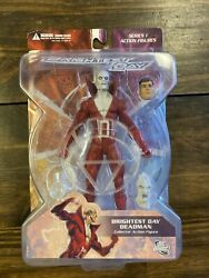Dc Direct Brightest Day Deadman Action Figure Series 1 New Sealed
