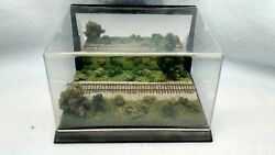 Z SCALE SCENIC DISPLAY MIRROR CUBE GREAT VIEW FOR ANY Z LOCO OR CAR sdO3