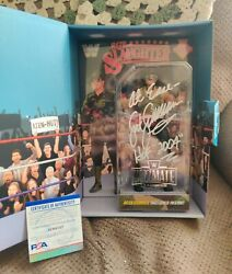 Sgt Slaughter Chase Wwe Ultimate Edition Mattel San Diego Comic Con 2021 Psa Sig