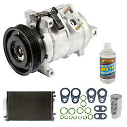 For Chrysler 300 And Dodge Charger Magnum Oem Ac Compressor W/ Condenser Drier Tcp