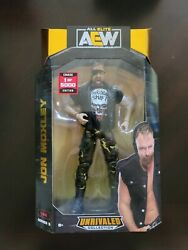 AEW Unrivaled Jon Moxley Series 5 Chase 1 Of 5000 All Elite Wrestling MOC