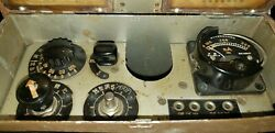 Wwii Japanese Army / Navy Squad Radio Transceiver Type 94 Mark Mk 6 Guadalcanal