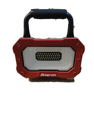 Snap On Portable Work Light 2000 Lumens 46 Led 25w Indoor Outdoor Lights 😎 Used