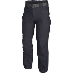 Helikon Utp Urban Tactical Combat Pants Mens Military Cargo Trousers Navy Blue