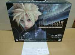 Sony Ps3 Cloud Black Final Fantasy Vii Advent Child 160gb New Game