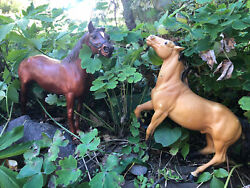 To breyer horses for play