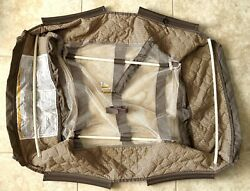 Graco Pack N Play Replacement Clip On Mesh Bassinet Poles And Vibrator Cable