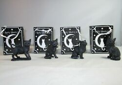 Lucky Black Cat Figurine from Nemesis Now