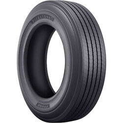 4 Tires Firestone Ft492 285/75r24.5 Load G 14 Ply Trailer Commercial