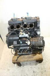 2007 Yamaha Yzf R1 Engine Motor Unknown Miles Strong Runner Good To Go