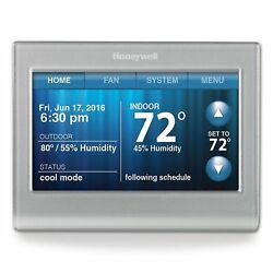 Honeywell Wi-fi Thermostat 9000 Programable Smart Schedule Color Touchscreen
