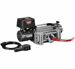 Warn 26502 M8 Winch With Wire Rope