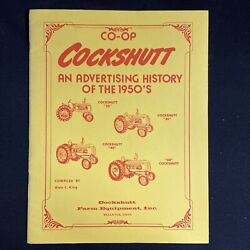 Co-op Cockshutt An Advertising History Of The 1950s Farm Equipment Tractors