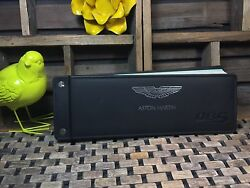 Aston Martin Dbs Owners Manual + Navi Section Clean Super Rare Unused Service