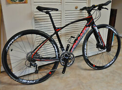 Giant Fastroad Comax carbon size S excellent cond