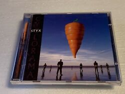 [mint] Cyclorama By Styx Cd 2003 Sanctuary/cmc Tommy Shaw James Young Rare Oop
