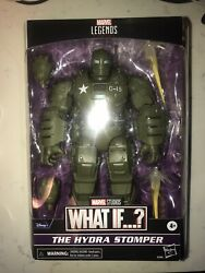 Marvel Legends Deluxe The Hydra Stomper Figure Disney+ What If... In-hand