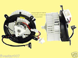 OEm AC Climate Control HVAC Late Blower Fan Motor Assembly for Mercedes E Class