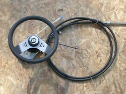 Teleflex Steering Cables Box And Wheel 164 To 172