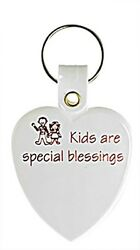 Keychains - Kids Are Special Blessings. Lot Of 1000.