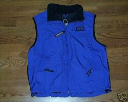 SIERRA DESIGNS HIKING CLIMBING MOUNTAIN VEST S