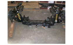 Mustang Ii 1964 1965 1966 Mustang Ifs Kit Shelby V8 Power Steering Slotted