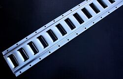 14 Pack 5' Plated E Track Tie Down F Enclosed Trailer Cargo Van Truck Toy Hauler