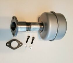 Exhaust Assembly With Manifold And Gasket For Gravely Model L Replaces 12606