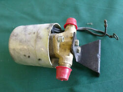 Nos 1956 Ford Air Conditioning Condenser By Pass Valve Fomoco 56 Ac