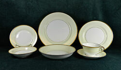51-pcs Or Less Of Noritake Rengold Pattern Fine China -excellent Condition