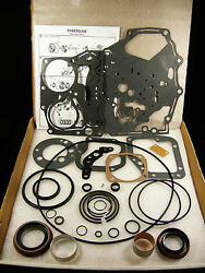 1955 1956 1957 Powerglide Rebuild Kit Gasket Seal Ring - Less Frictions And Steels