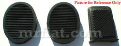Fiat 1400 Cabriolet Clutch And Brake Pedal Cover New