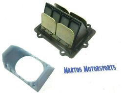 Oem Polaris 2002-2004 Virage Freedom 700 And Virage I 800 Reed Valve And Pedals