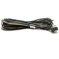 Wesbar 35and039 Foot Wishbone 5 Prong Male Trailer Wire Harness 109187 Marine Boat
