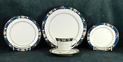 70-pieces Or Less Of Legendary By Noritake Prescott Pattern 3880 Fine China