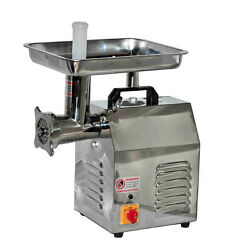 Electric Meat Grinder Model Tc22 110volt Commercial Heavy Duty