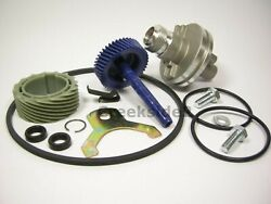 Th350 700r4 Complete Speedo Setup W/ Housing Gears Seals And Retainers Speedometer