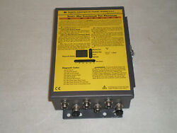Sti Mc6dc-0026 Safety Mat Controller With Manual Mc6 24 Vdc With 6 Connectors
