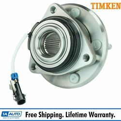 Wheel Hub And Bearing Assembly 513121 Timken For Chevy Olds Pontiac W/ Abs