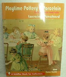 Playtime Pottery And Porcelain From Europe And Asia Value Guide