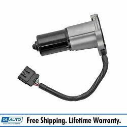 Dorman 5 Pin Transfer Case Shift Motor W/ Np126 And Oval Connector For Trailblazer