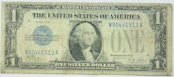1928 1 One Dollar Silver Certificate Paper Currency P244136