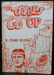 The Tribes Go Up,belvin,study American Indian,native American,christian Baptist