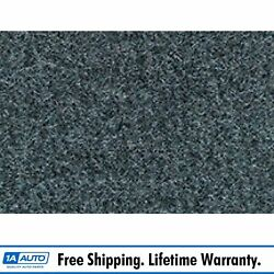 For 87-95 Town And Country Cutpile 8082-crystal Blue Complete Carpet Molded
