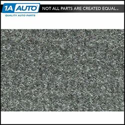 For 1984-95 Plymouth Voyager Cutpile 807-dark Gray Complete Carpet Molded