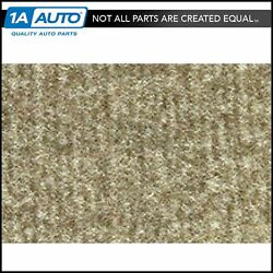 For 1987-95 Plymouth Voyager Cutpile 1251 Almond Complete Extended Carpet Molded