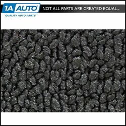 For 55-56 Ford Country Sedan Complete Carpet 35 Charcoal
