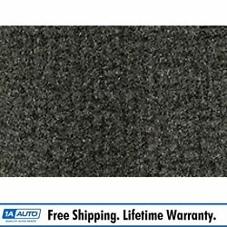 For 1993-98 Jeep Grand Cherokee Cutpile 827-gray Complete Carpet Molded