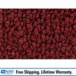 For 1970-72 Gmc Jimmy Full Size 80/20 Loop 13-maroon Cargo Area Carpet Molded